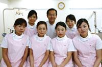 柄沢橋歯科では、みなさまへ笑顔のお手伝いをしています。